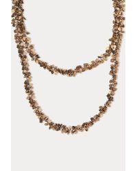 Miu Miu - Mini Heart Necklace - Lyst