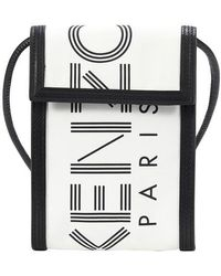 KENZO Sac pour portable - Blanc