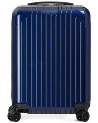 Rimowa Essential Lite Cabin S luggage - Blue