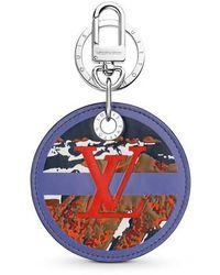 Louis Vuitton LV Alpes Tab Taschenschmuck und Schlüsselanhänger - Mehrfarbig