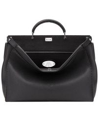 Fendi Peekaboo Iconic Medium - Black