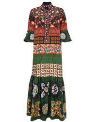 La DoubleJ Artemis Dress - Green