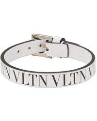 Valentino Garavani Vltn Small Bracelet - Metallic