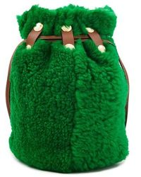 Marni Bucket Bag - Green