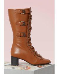 Chloé - Orson Boots - Lyst