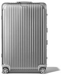 RIMOWA Original Check-in L luggage - Blue