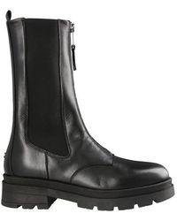 Anine Bing Jasper Boots - Black