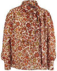 Dodo Bar Or - Kelly Printed Shirt - Lyst