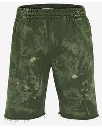 Off-White c/o Virgil Abloh - Shorts Vintage Bleach - Lyst