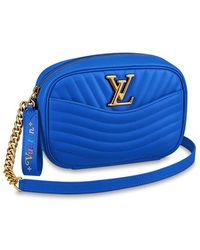Louis Vuitton Pochette New Wave - Bleu