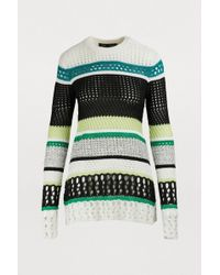 Proenza Schouler - Silk-blend Sweater - Lyst