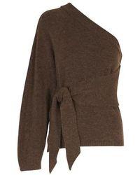 Nanushka Cleto Sweater - Brown
