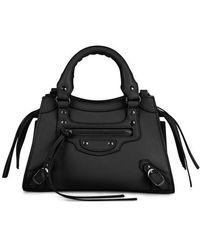 Balenciaga Classic City Mini Bag - Black