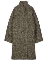 Vanessa Bruno Maguelone Coat - Black