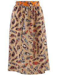 La Prestic Ouiston Alex Skirt - Multicolor