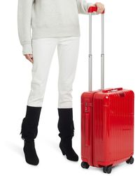 RIMOWA Valise Essential Cabin - Rouge