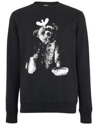 Undercover Printed Sweatshirt - Black