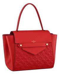Louis Vuitton Trocadero - Red