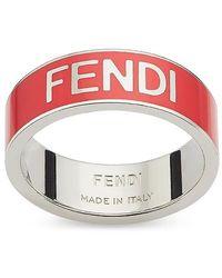 Fendi Ring - Red