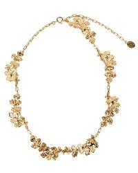 Medecine Douce Windsor Necklace - Metallic