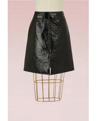 Courreges - Classic Midi Skirt - Lyst