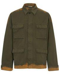 Marni Safari Jacket - Green