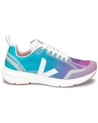 Veja Sneakers Condor x Jolie Foulée - Blau
