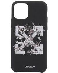 Off-White c/o Virgil Abloh Birds Iphone 11 Case - Black