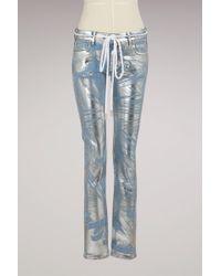 Off-White c/o Virgil Abloh - Pablo Jeans - Lyst