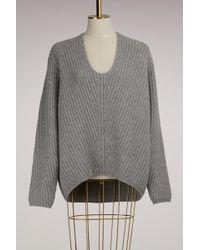 Acne Studios - Wool Deborah Jumper - Lyst