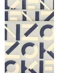 KENZO Kartenetui mit Logo - Mehrfarbig