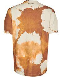 Acne Studios T-Shirt - Mehrfarbig