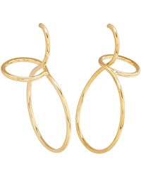 A.P.C. Laure Earrings - Metallic