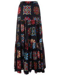 La DoubleJ Big Skirt - Multicolour