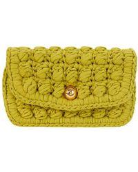 Bottega Veneta Crochet Bag - Multicolour