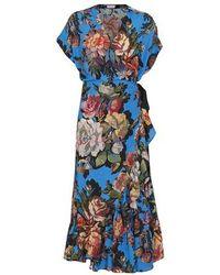 Dries Van Noten Dress - Blue
