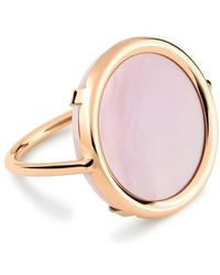 Ginette NY Ring Ever Pink
