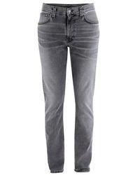 Nudie Jeans Lean Dean Jeans - Grey