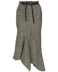 Tom Ford - Prince Of Wales Skirt - Lyst