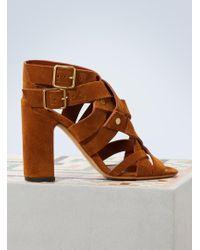 Michel Vivien - Summer Crossed Sandals - Lyst