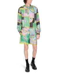 Versace Chemise - Multicolore