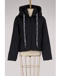 Proenza Schouler - Hooded Short Coat - Lyst