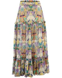 Chufy Inka Skirt - Multicolour