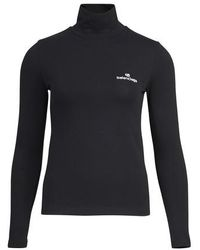 Balenciaga - Long Sleeves Turtleneck - Lyst