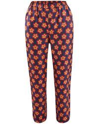 Biyan Figo Trousers - Red