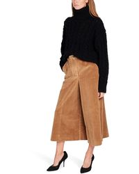 Dolce & Gabbana Long Skirt - Brown