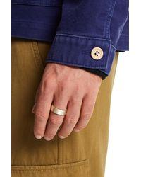 Le Gramme Ribbon Ring La 9g Silver 925 Slick Brushed - Metallic