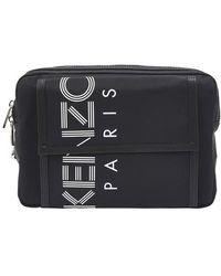KENZO Chest Rig Bag - Black