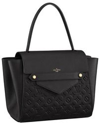 Louis Vuitton Trocadero - Black