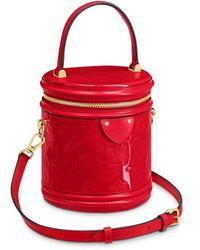 Louis Vuitton Cannes Bag - Red